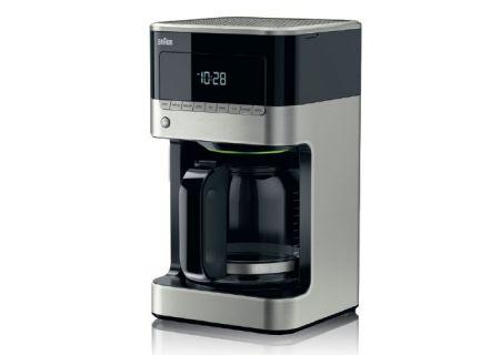 Braun BrewSense Stainless Steel Coffee Maker  - KF7150BK