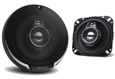 Kenwood - KFC-1095PS - 4 Inch Car Speakers