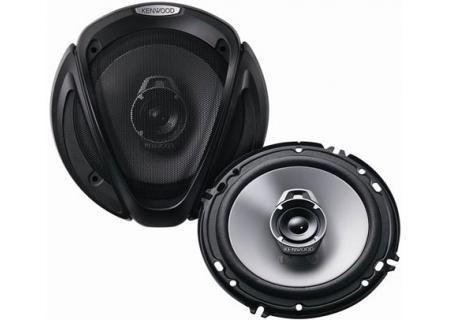 Kenwood - KFC-1662S - 6 1/2 Inch Car Speakers