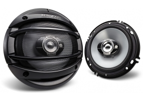 Kenwood - KFC-1664S - 6 1/2 Inch Car Speakers
