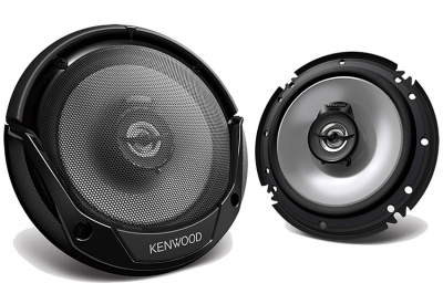 Kenwood - KFC-1665S - 6 1/2 Inch Car Speakers
