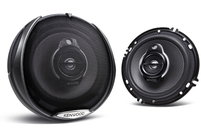 Kenwood - KFC-1694PS - 6 1/2 Inch Car Speakers