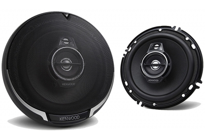Kenwood - KFC-1695PS - 6 1/2 Inch Car Speakers