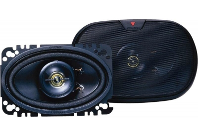 Kenwood - KFC-4675C - 4 x 6 Inch Car Speakers