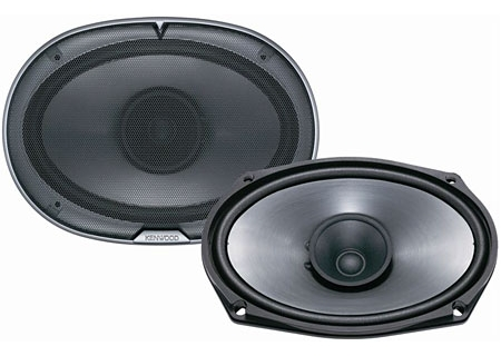 Kenwood - KFC-6950S - 6 x 9 Inch Car Speakers