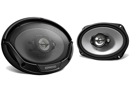 Kenwood - KFC-6965S - 6 x 9 Inch Car Speakers