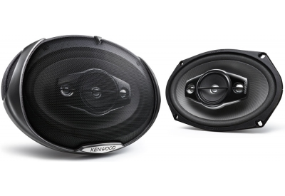 Kenwood - KFC-6984PS - 6 x 9 Inch Car Speakers