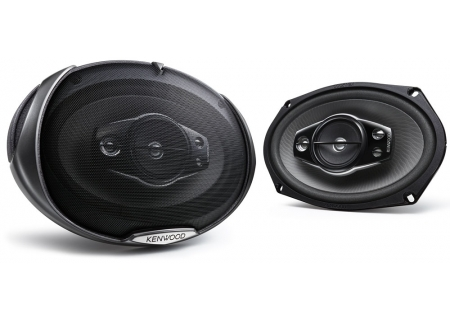 Kenwood - KFC-6994PS - 6 x 9 Inch Car Speakers