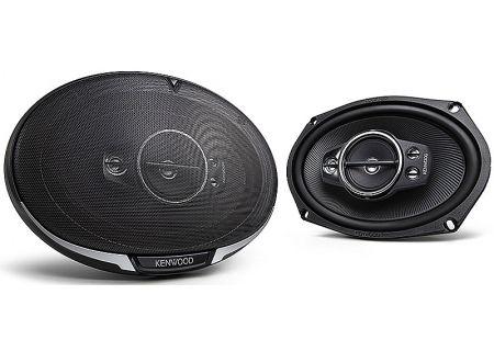 Kenwood - KFC-6995PS - 6 x 9 Inch Car Speakers