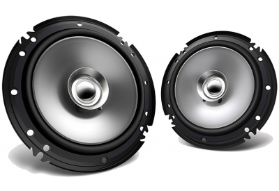 Kenwood - KFC-C1655S - 6 1/2 Inch Car Speakers