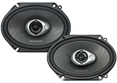 Kenwood - KFC-C6893PS - 5 x 7 Inch Car Speakers