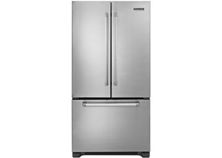 KitchenAid - KFCP22EXMP - Bottom Freezer Refrigerators