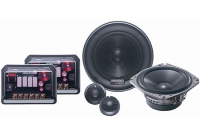 Kenwood - KFC-X1300P - 5 1/4 Inch Car Speakers