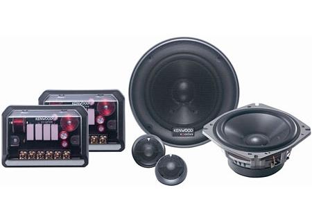 Kenwood - KFC-X1300P - 5 1/4 Inch Car Speakers