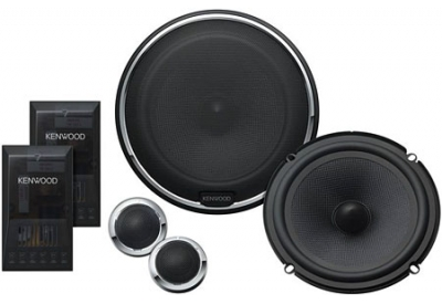 Kenwood - KFC-X1730P - 6 1/2 Inch Car Speakers