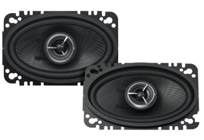 Kenwood - KFC-X463C - 4 x 6 Inch Car Speakers