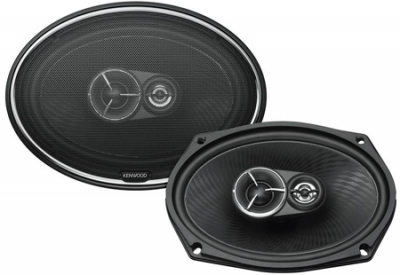 Kenwood - KFC-X693 - 6 x 9 Inch Car Speakers