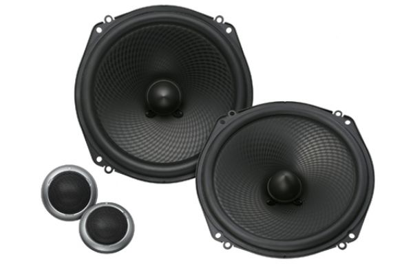 "Large image of Kenwood eXcelon 7"" Custom Component Speaker - KFC-XP184C"