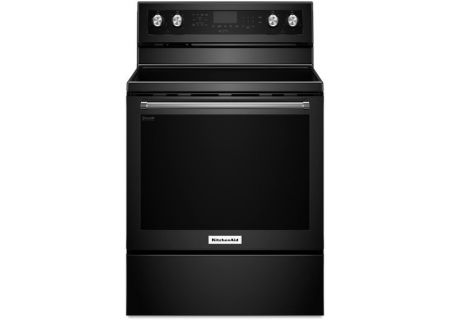 KitchenAid - KFEG500EBL - Electric Ranges