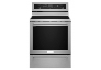 KitchenAid - KFES530ESS - Electric Ranges