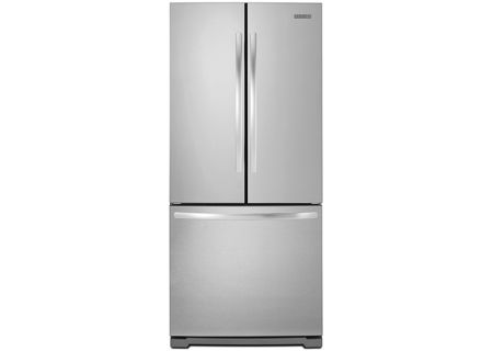 KitchenAid - KFFS20EYMS - Bottom Freezer Refrigerators