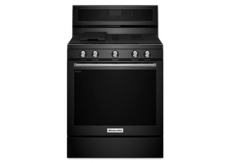 KitchenAid - KFGG500EBL - Gas Ranges