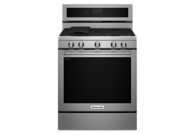 KitchenAid - KFGG500ESS - Gas Ranges