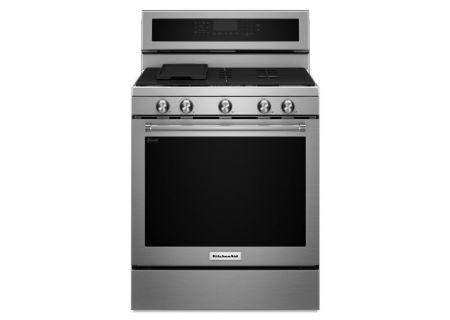 KitchenAid - KFGG500ESS - Gas Ranges