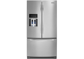 KitchenAid - KFIS29BBMS - Bottom Freezer Refrigerators