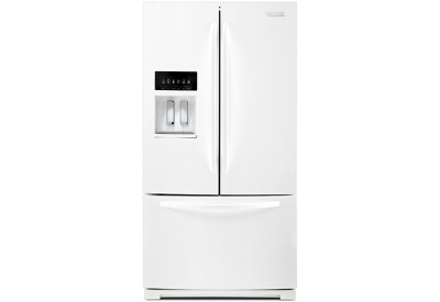KitchenAid - KFIS29BBWH - Bottom Freezer Refrigerators