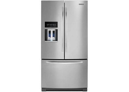 KitchenAid - KFIV29PCMS - Bottom Freezer Refrigerators