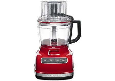 KitchenAid 11 Cup Empire Red Food Processor - KFP1133ER