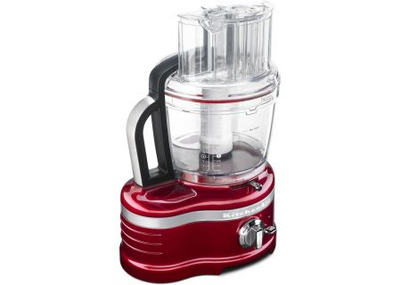 KitchenAid 16-Cup Red Food Processor - KFP1642CA