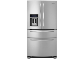 KitchenAid - KFXS25RYMS - Bottom Freezer Refrigerators