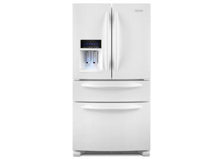 KitchenAid - KFXS25RYWH - Bottom Freezer Refrigerators
