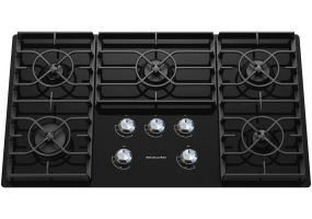 KitchenAid - KGCC566RBL - Gas Cooktops