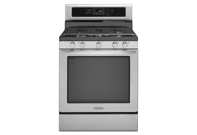 KitchenAid - KGRS202BSS - Gas Ranges