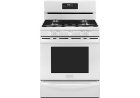 KitchenAid - KGRS206WH - Free Standing Gas Ranges & Stoves