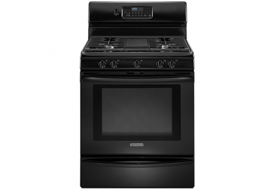 KitchenAid - KGRS208XBL - Gas Ranges