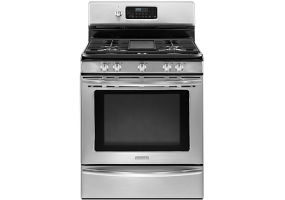 KitchenAid - KGRS208XSS - Free Standing Gas Ranges & Stoves