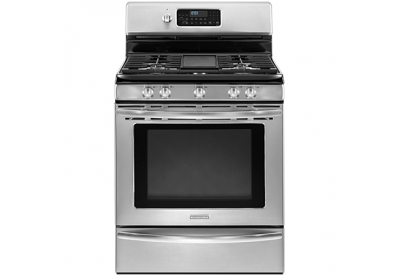 KitchenAid - KGRS208XSS - Gas Ranges