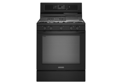 KitchenAid - KGRS303BBL - Gas Ranges
