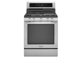 KitchenAid - KGRS303BSS - Free Standing Gas Ranges & Stoves