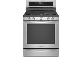 KitchenAid - KGRS306BSS - Free Standing Gas Ranges & Stoves