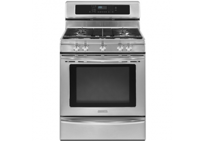 KitchenAid - KGRS308XSS - Gas Ranges