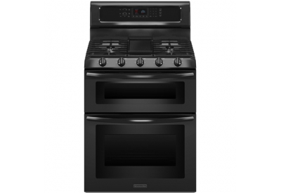 KitchenAid - KGRS505XBL - Gas Ranges