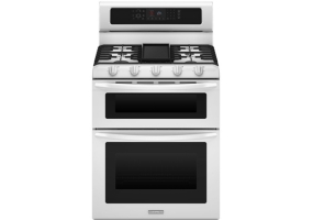 KitchenAid - KGRS505WH - Free Standing Gas Ranges & Stoves