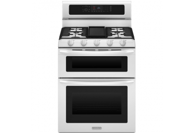KitchenAid - KGRS505WH - Gas Ranges