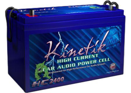 Kinetik - KHC2400 - Mobile Installation Accessories