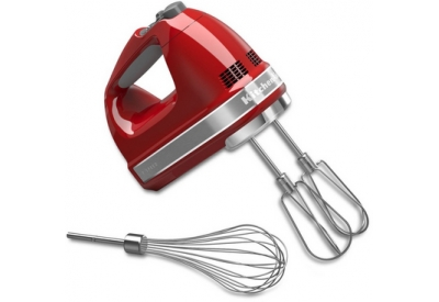 KitchenAid 7 Speed Red Hand Mixer - KHM7210ER